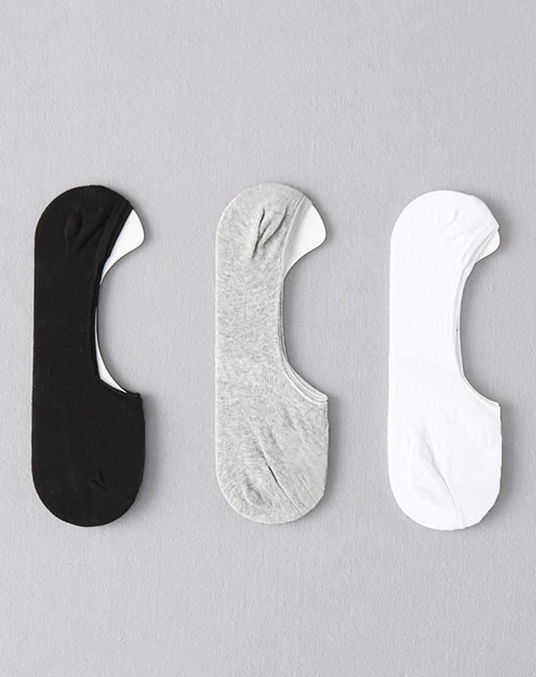 给纯爷们の   仅4.8元    日单  硅胶防滑设计 竹纤维 薄款船袜 隐形短筒男袜 男士浅口豆豆袜