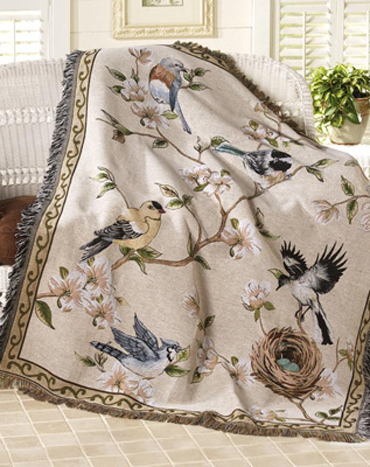 雕刻时光  仅88元    出口订单  沙发毯休闲毯 纯棉线毯时光漫步毯  沙发巾波西米亚