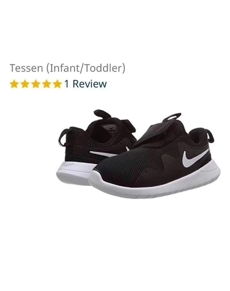 伦敦4代!!给孩子!!仅99元  耐克NIKE TESSEN(TD)儿童 轻便舒适运动鞋