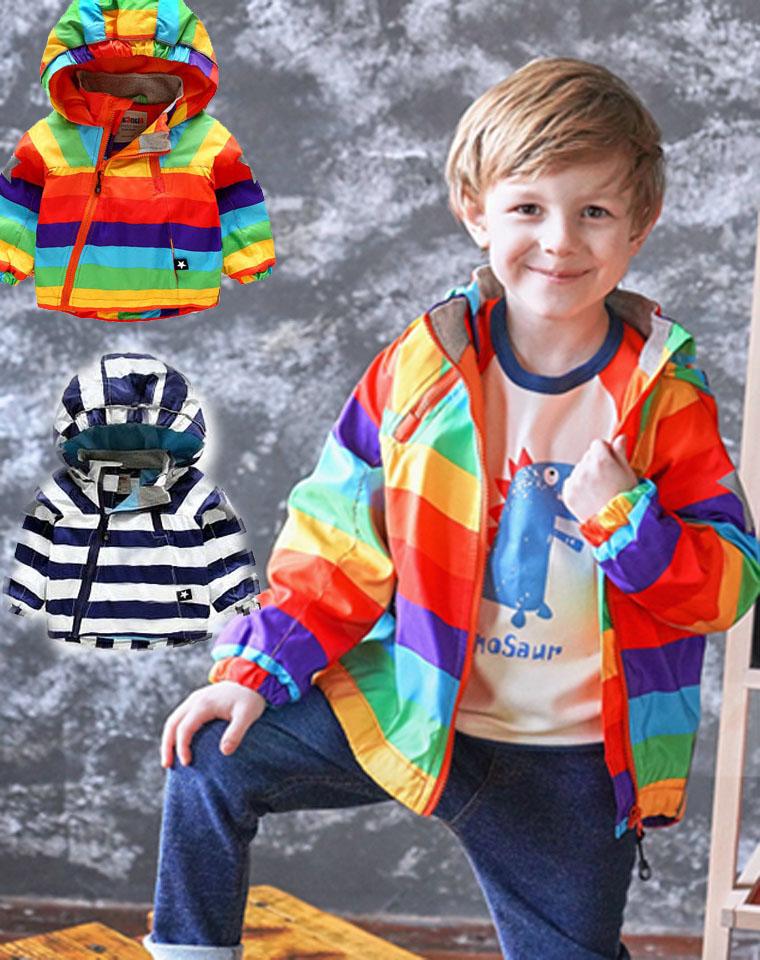 加绒更好穿 超好品质   仅88元  英国Alancarl纯正原单  儿童加绒加厚防风外套  男童女童 秋冬装