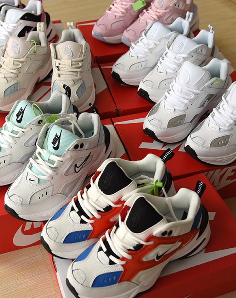 最百搭的老爹鞋  男女款  仅248元  心机增高  Nike M2K Tekno纯正原单   老爹鞋老爹鞋 冬天舒适时髦小白鞋