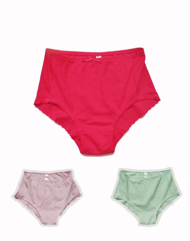 超舒适打孔棉  亲哪儿也找不到这样的小内裤  超好品质 无利分享  仅9.9元  日本黛安芬原单  舒适打孔棉纯棉  高腰无痕内裤