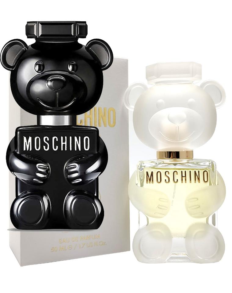 超级萌宠  无法拒绝  仅148元   MOSCHINO奇诺熊 男女士情侣香水