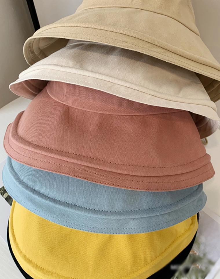 多一分防护 多份安心  仅45元  升级记忆帽檐 时髦显脸小 防晒遮阳帽好看百搭渔夫帽