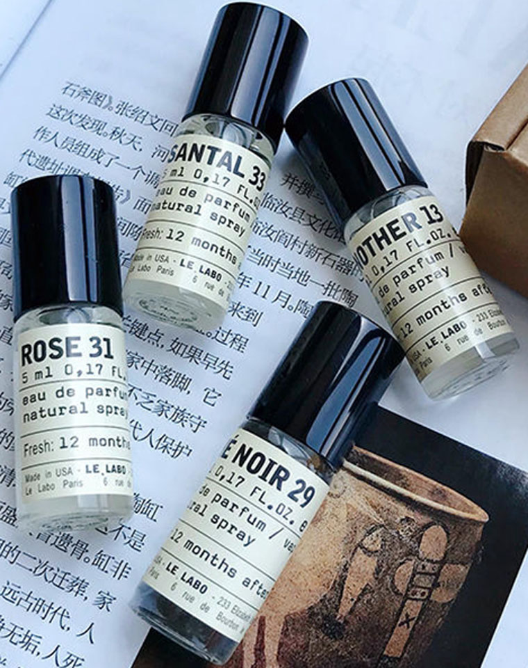 一次拥有!  仅115元  纽约小众香水  Le Labo实验室   小只套盒装 持香值得夸  小众香Le Labo实验室香水