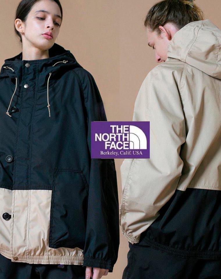 限量紫标!男女款 仅285元 The North Face北面纯正原单  仅供日本柜台! 联名合作款冲锋衣连帽外套男女