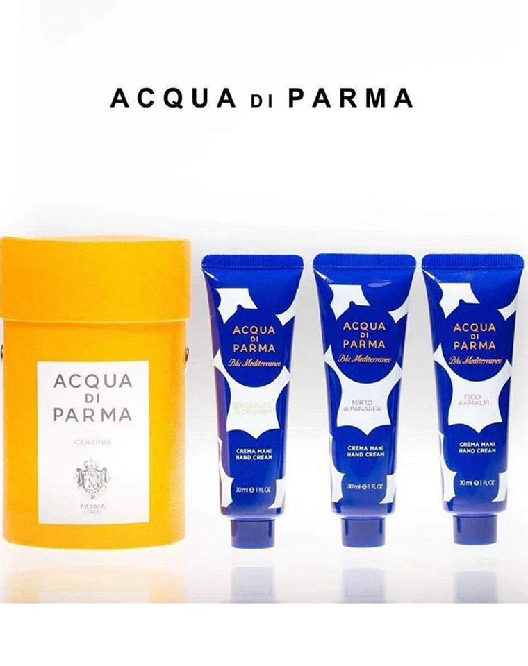 独家渠道 礼盒装  仅79元  意大利ACQUA DI PARMA帕尔玛之水手霜礼盒装  淡香型 男女皆可
