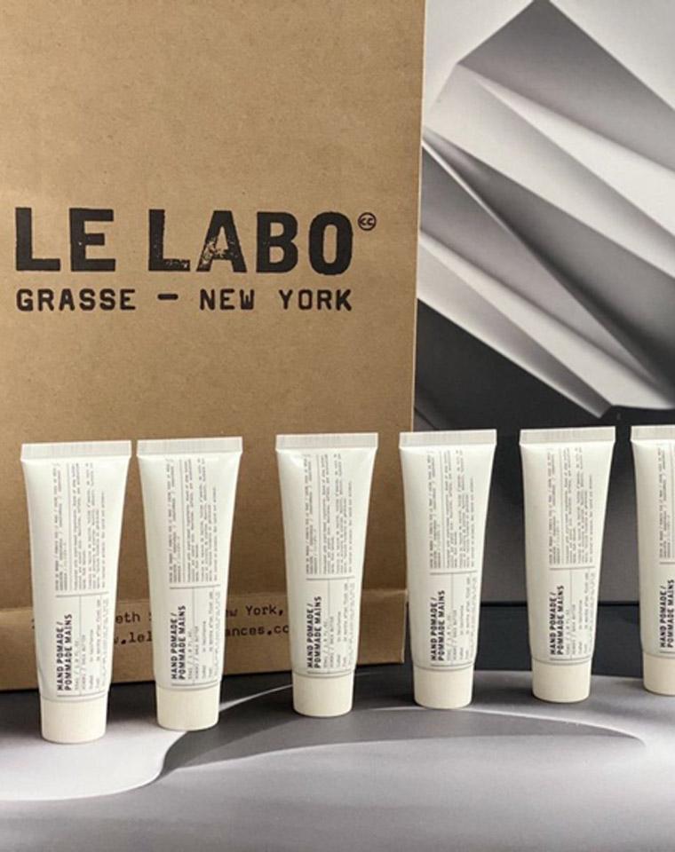 巨超值巨好用 仅148元  纽约小众LE LABO实验室 香氛护手霜55ml六只装礼盒