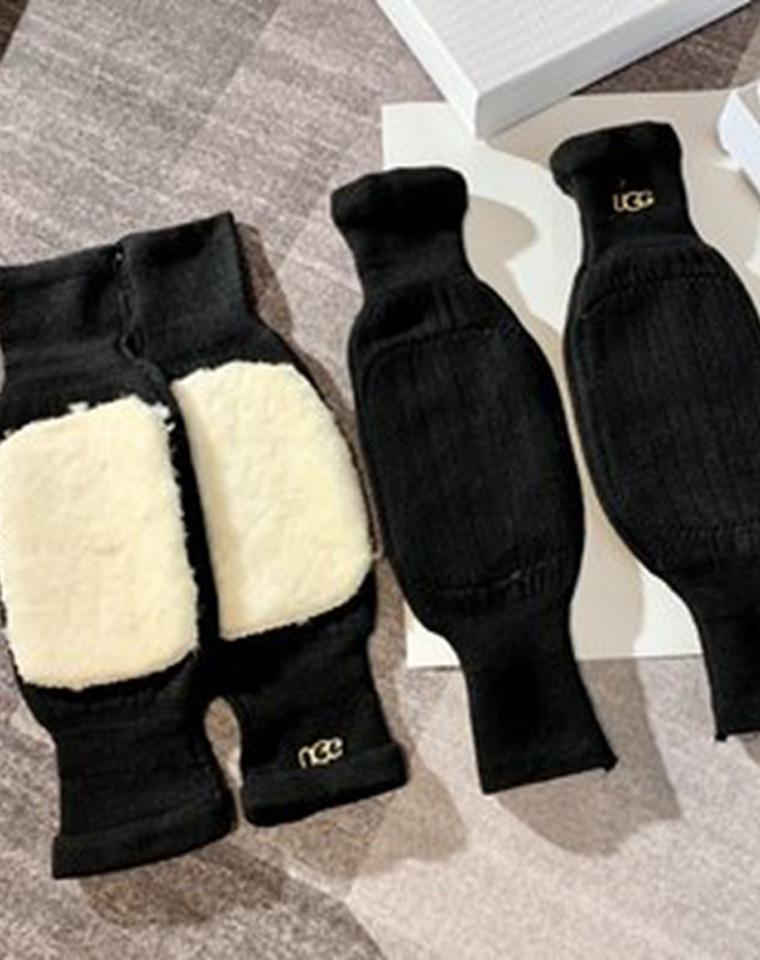 超保暖不臃肿  仅68元  UGG纯正原单2020最新  羊毛一体护膝   礼盒装