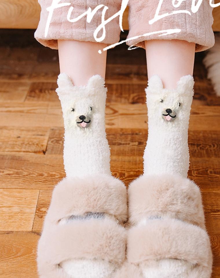 怕冷星人的大救星  极寒刚需  仅9.9元  日本Tutuanna图图安娜纯正原单  加厚保暖雪地袜