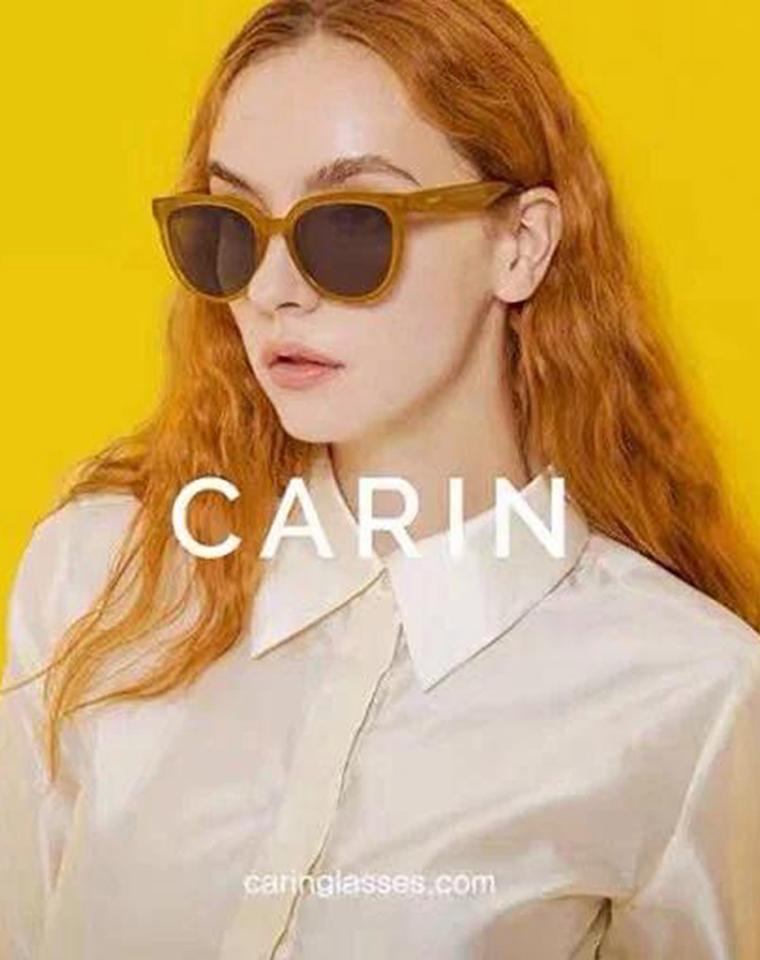 重磅好货  盲选不出错 仅228元   韩国小众Carin订单 kirsten系列巨好看 显脸小  四色太阳镜镜